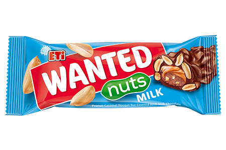 ETi Wanted Nuts Milk